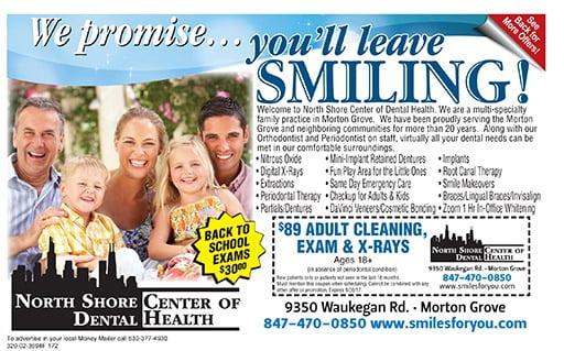 Dr. Chris Baboulas – Owner North Shore Center of Dental Health