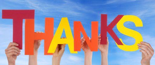 Grow Through Gratitude – Thank A Customer Today