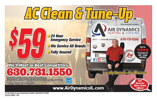 Cassie Paruolo – Co-Owner Air Dynamics Heating & Cooling